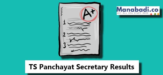 telangana panchayat raj act 2019 pdf
